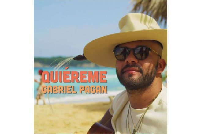"""Gabriel Pagan lanza nuevo sencillo """"Quiéreme"""""""